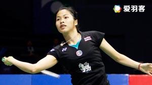 因达农VS许雅晴 2016马来公开赛 女单1/8决赛视频