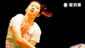 戴资颖VS李雪芮 2016马来公开赛 女单1/8决赛视频