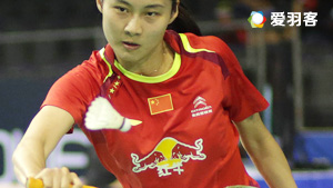 王仪涵VS马琳 2016马来公开赛 女单1/4决赛视频