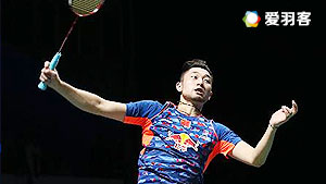 柴飚/洪炜VS彼德森/科丁 2016马来公开赛 男双半决赛视频