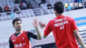 安格里亚万/萨普特拉VS加特伯/阿伯德拉曼 2016新加坡公开赛 男双1/16决赛视频