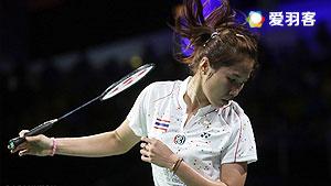 因达农VS许雅晴 2016新加坡公开赛 女单1/8决赛明仕亚洲官网