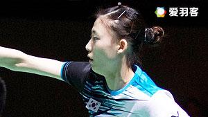 高成炫/金荷娜VS艾哈迈德 2016新加坡公开赛 混双半决赛视频