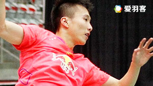 黄凯祥/王懿律VS基丁柳蓬/德差波尔 2017泰国大师赛 男双半决赛视频