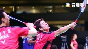 李龙大/柳延星VS黄凯祥/郑思维 2016中国大师赛 男双半决赛视频