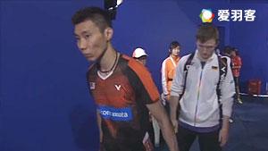 李宗伟VS凯·舍费尔 2016汤姆斯杯 男单小组赛视频