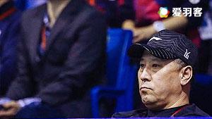 李永波:林丹不可替代 可遇不可求
