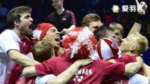 丹麦逗比们教你如何庆祝夺冠!
