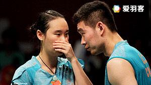 高成炫/金荷娜VS刘成/包宜鑫 2016印尼公开赛 混双1/4决赛视频