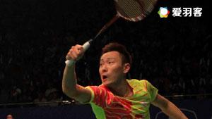 傅海峰/张楠VS阿尤布/贾格迪什 2016澳洲公开赛 男双1/8决赛视频