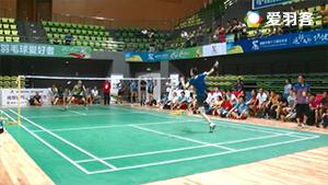 2016年成都第十三届市运会男团决赛二单 谢阳春-周鹏.