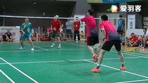 2016年成都市运动会男团决赛肖立/谢上猛VS许林巍/蒋炜