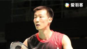 李炫一VS西尔伯曼 2016美国公开赛 男单1/4决赛明仕亚洲官网