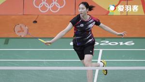成池铉VS泽奇里 2016奥运会 女单1/8决赛视频