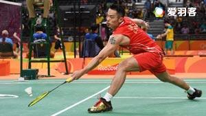 安赛龙VS林丹 2016奥运会 男单季军赛明仕亚洲官网