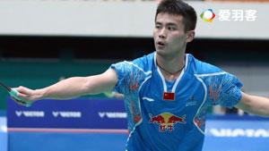乔斌VS黄永棋 2016韩国公开赛 男单半决赛视频