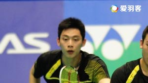 刘小龙/刘成VS王懿律/王斯杰 2016全国团体锦标赛 男团小组赛视频
