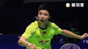 周泽奇VS石宇奇 2016全国团体锦标赛 男团小组赛视频