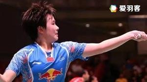 何冰娇VS沈雅颖 2016全国团体锦标赛 女团季军赛视频