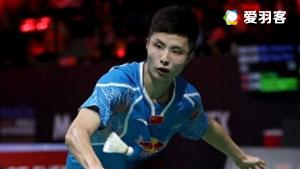 斯里坎特VS石宇奇 2017新加坡公开赛 男单1/4决赛视频