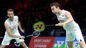 鲍伊/摩根森VS伊万诺夫/索松诺夫 2016丹麦公开赛 男双1/4决赛视频