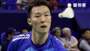 李炫一VS安赛龙 2016法国公开赛 男单1/8决赛明仕亚洲官网