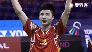 石宇奇VS李炫一 2016法国公开赛 男单决赛视频