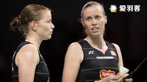 尤尔/佩蒂森VS布朗/L.史密斯 2016法国公开赛 女双1/16决赛视频