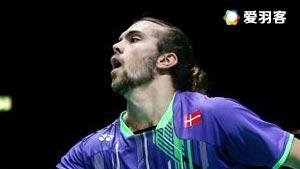 约根森VS茨维布勒 2016法国公开赛 男单1/16决赛视频