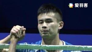 乔斌VS周天成 2016中国公开赛 男单1/16决赛明仕亚洲官网