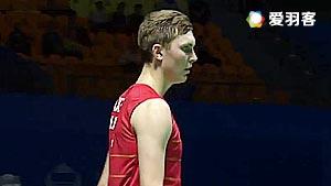 安赛龙VS胡赟 2016中国公开赛 男单1/8决赛明仕亚洲官网