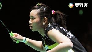 戴资颖VS成池铉 2017马来公开赛 女单半决赛视频