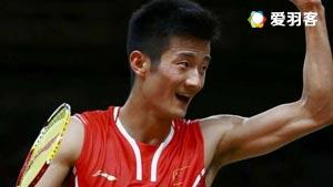 谌龙VS贾亚拉姆 2016中国公开赛 男单1/4决赛视频