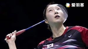 许雅晴VS成池铉 2016香港公开赛 女单1/16决赛视频