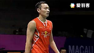 刘成/张楠VS瓦赫尤那亚卡/尤苏夫 2017泰国大师赛 男双1/8决赛视频