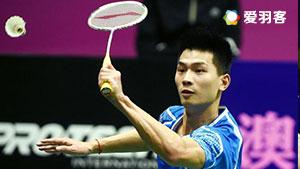 赵俊鹏VS周天成 2016澳门公开赛 男单决赛明仕亚洲官网