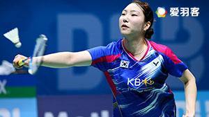成池铉VS因达农 2016世界羽联总决赛 女单小组赛视频