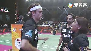 约根森VS苏吉亚托 2017印度超级联赛 混合团体小组赛明仕亚洲官网