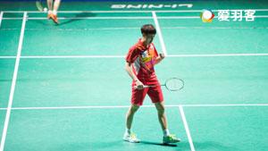 陈雨菲VS惠夕蕊 2017中国羽超联赛 混合团体半决赛视频