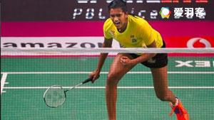 辛德胡VS菲特安妮 2017印度黄金赛 女单半决赛视频