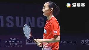 邓旋VS王仪涵 2017紫盟联赛 1/8决赛视频