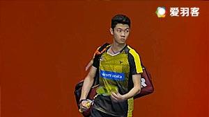 王佳伦VS李子嘉 2017泰国大师赛 男单半决赛视频
