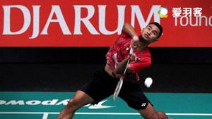 苏吉亚托VS穆巴拉克·福赫米 2017印尼羽毛球联赛 男团小组赛视频
