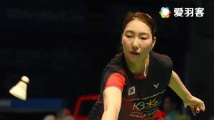 成池铉VS内维尔 2017全英公开赛 女单1/4决赛视频