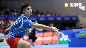 石宇奇VS王子维 2017瑞士公开赛 男单半决赛明仕亚洲官网
