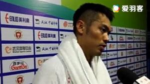 林丹:夏煊泽是经验丰富的教练