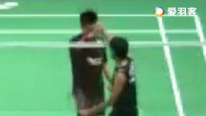 普拉尼斯VS王佳伦 2017泰国公开赛 男单1/4决赛视频