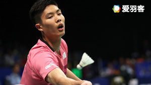 周天成VS宇伦泰 2017中国台北大师赛 男单资格赛视频