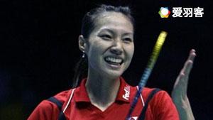 谢杏芳VS张宁 2006羽毛球世锦赛 女单决赛视频