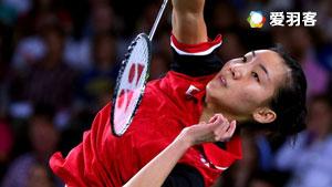李文珊VS吉尔莫 2017美国公开赛 女单半决赛视频